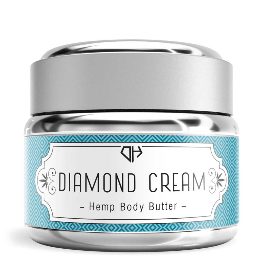 Dimond CBD Hemp Body Butter